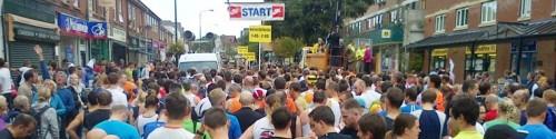 New Forest Half Marathon