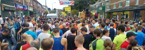 New Forest Half Marathon 2013